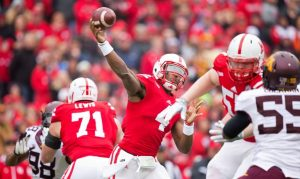 Nebraska is desperate for a win Saturday against BigTen West foes, Minnesota. Photo by Omaha.com