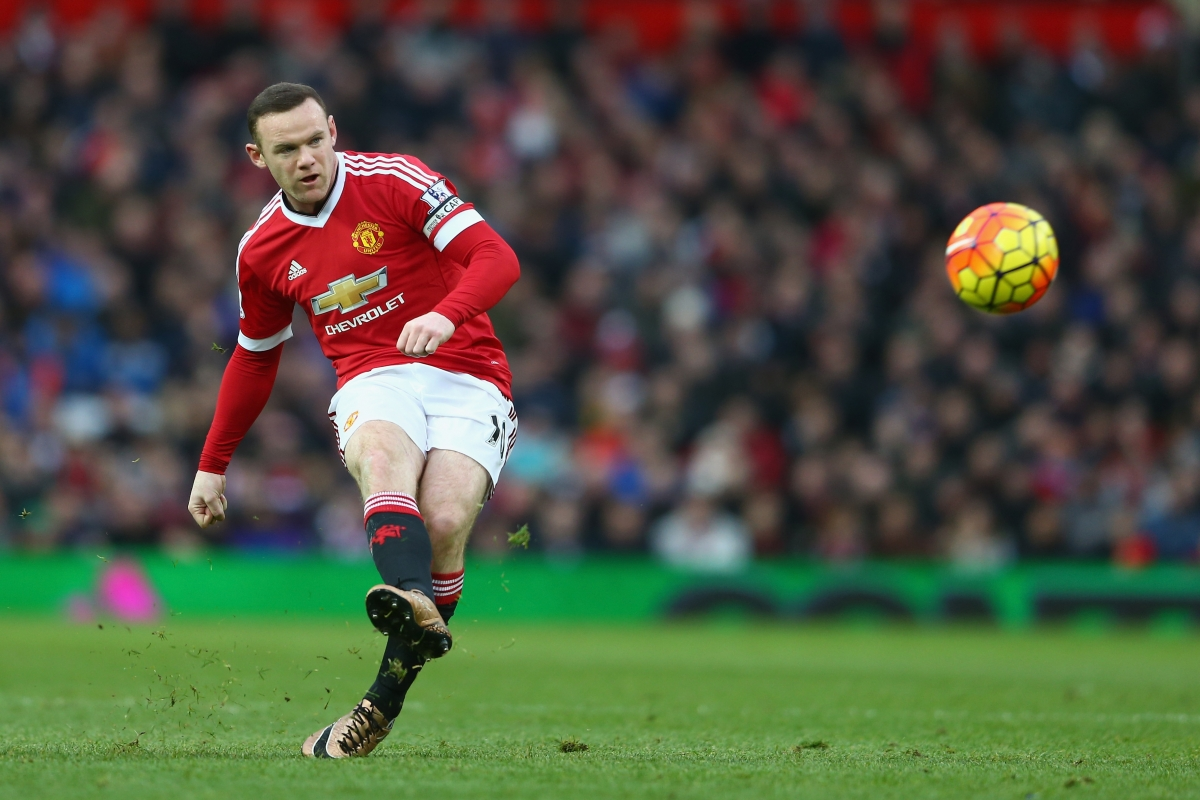 Through all the adversity, Rooney is still putting in performances of grit and determination.